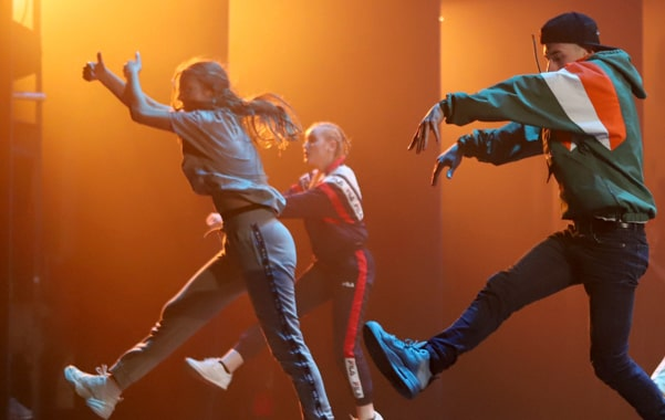 LG-dance dansshow