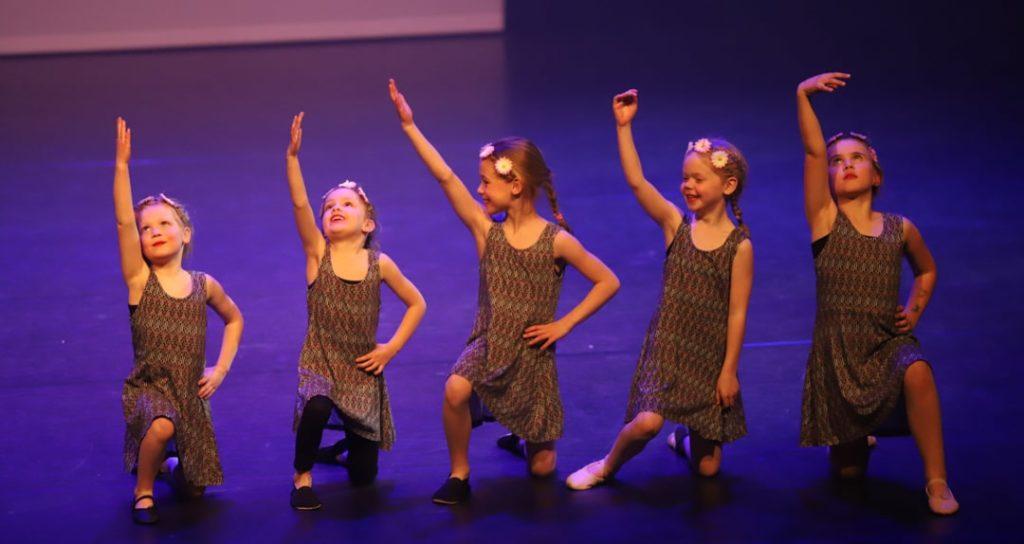 Kleine dansers